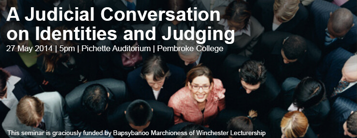 A Judicial Conversation on Identities and Judging