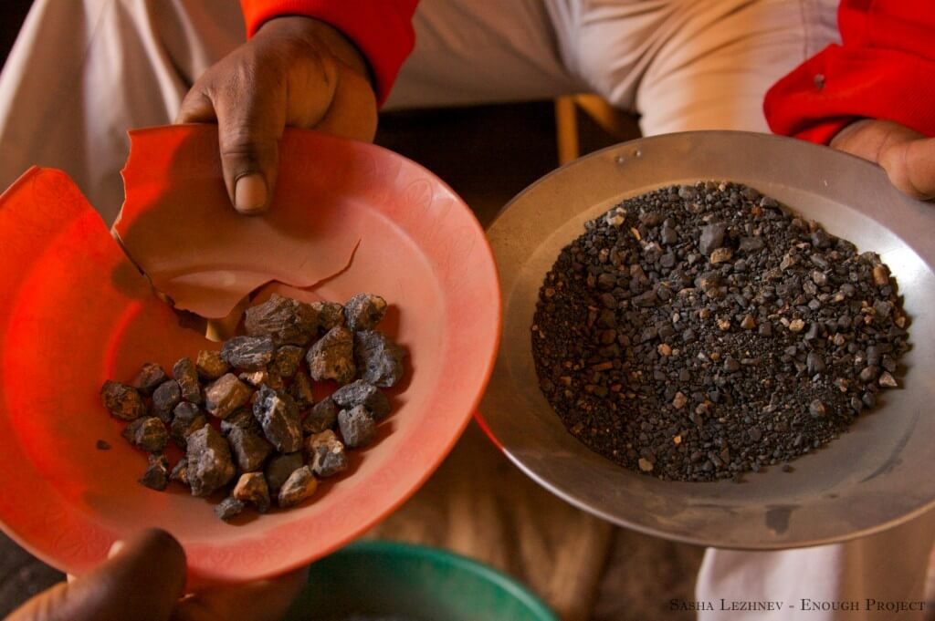 Conflict minerals disclosure and the role of corporations in the protection of human rights