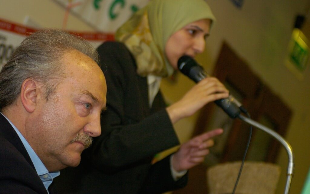 George Galloway's Walkout and Discrimination on the Basis of Nationality