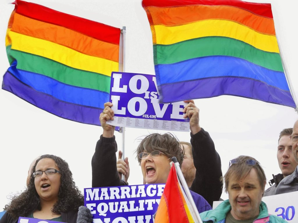 What's love got to do with it?- Framing the same-sex marriage debate.