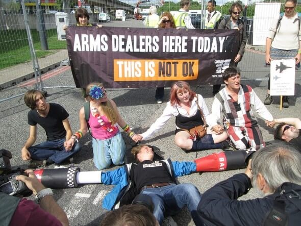 So Near and Yet So Far: The International Arms Trade Treaty and Human Rights