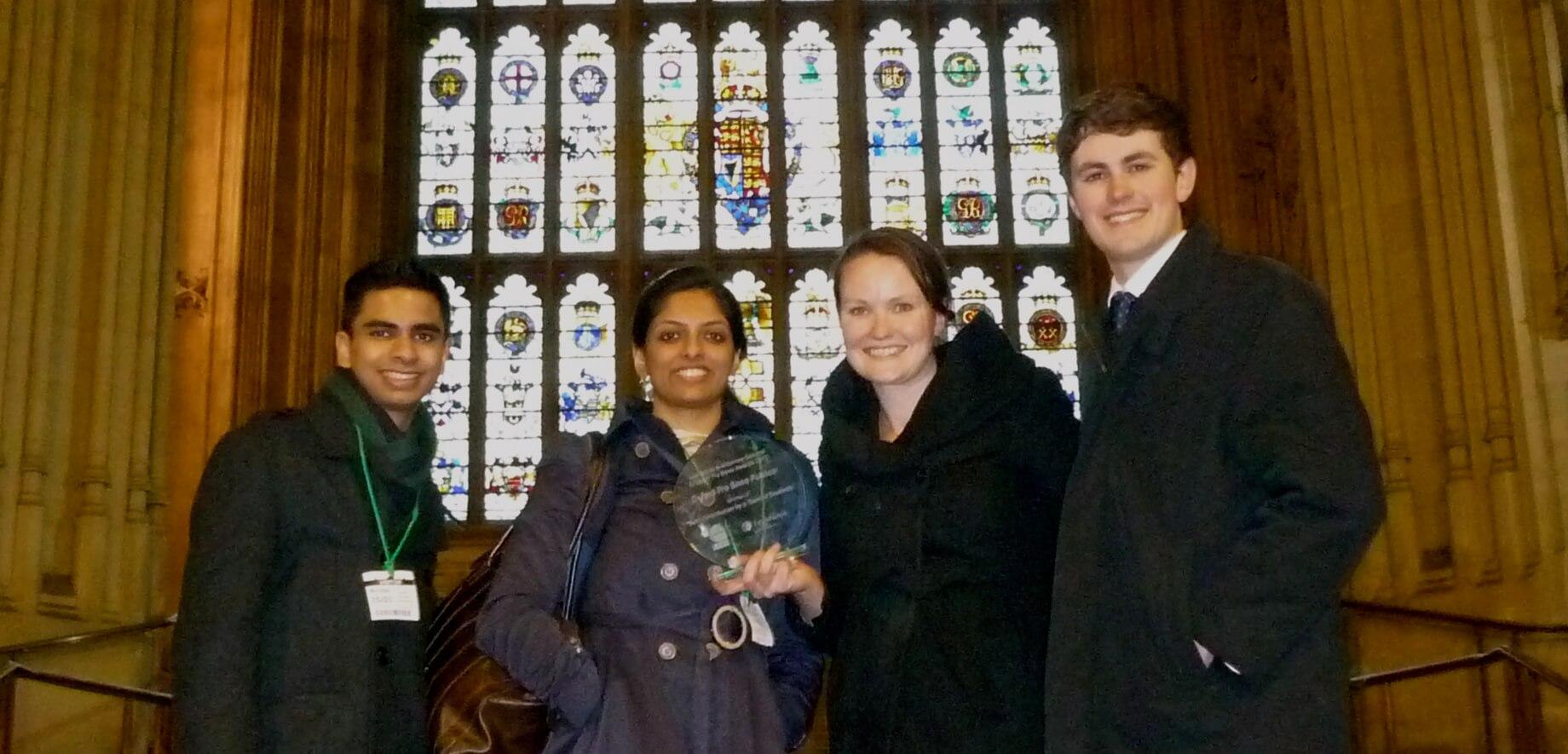 OPBP wins Law Works & Attorney General's Pro Bono Award