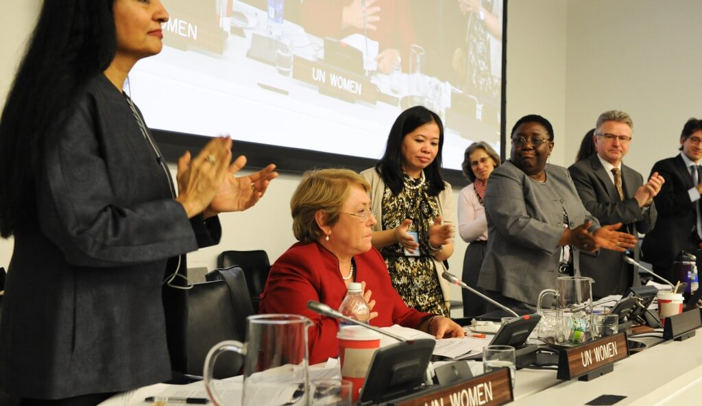 The Agreed Conclusion of CSW57 – Reaffirmation of the Universality of Women's Human Rights