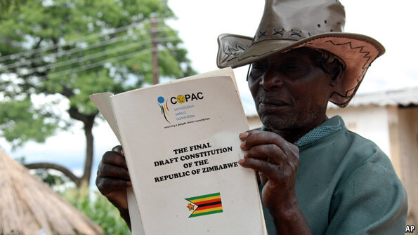 One Step Forward, Two Steps Back: Constitution-Making and Voter Education in Zimbabwe