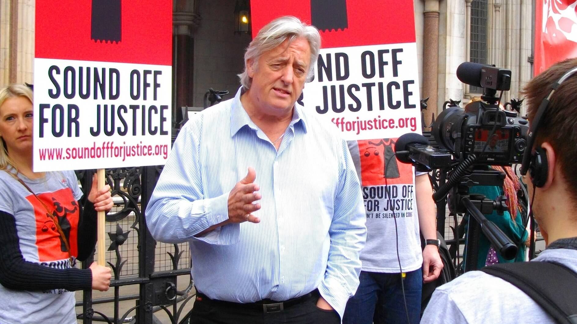 It's Time to Wake Up – UK Legal Aid Cuts