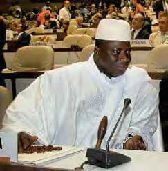 The Crimes of Gambia's Criminal Justice System