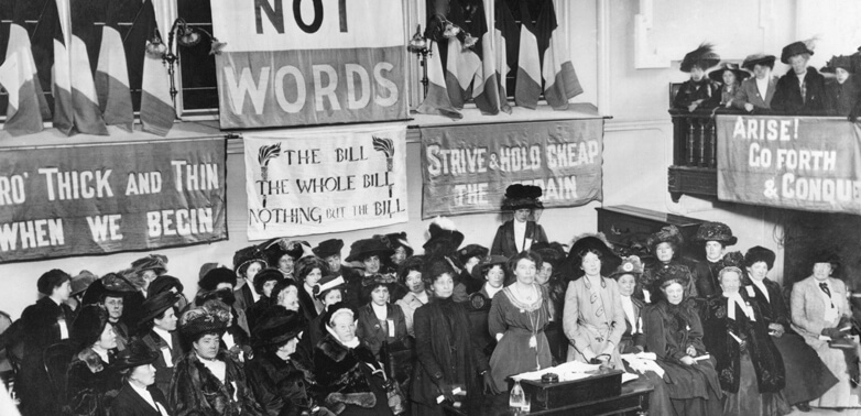 Women's Rights: A Look Back at Emily Wilding Davison's Leadership