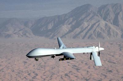 Drone Strikes and Domestic Crimes?
