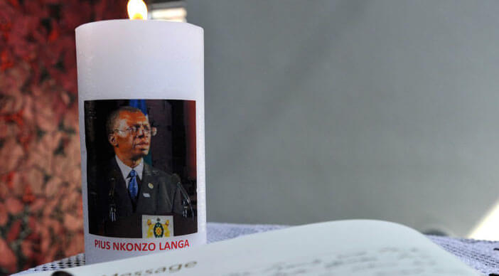 Remembering Former Chief Justice of the Constitutional Court of South Africa Pius Langa