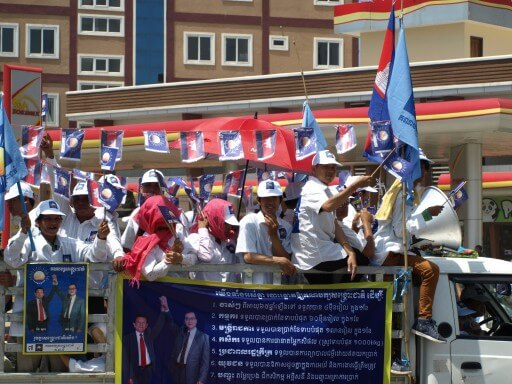 Cambodia Elections 2013: is a Cambodian Spring blossoming?