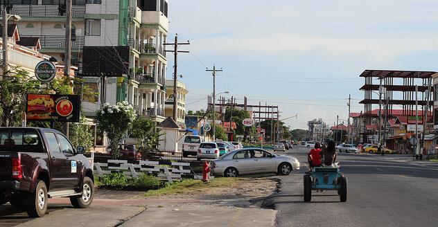 Criminalising Cross-Dressing in Guyana: Quincy McEwan et al vs. Attorney General of Guyana