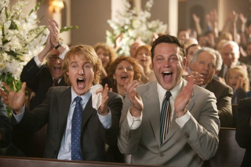 Wedding Crashers in Canberra?