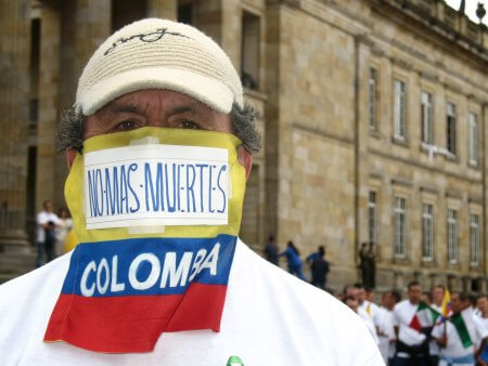 The Santos-FARC Peace Talks: Human Rights Challenges in Colombia