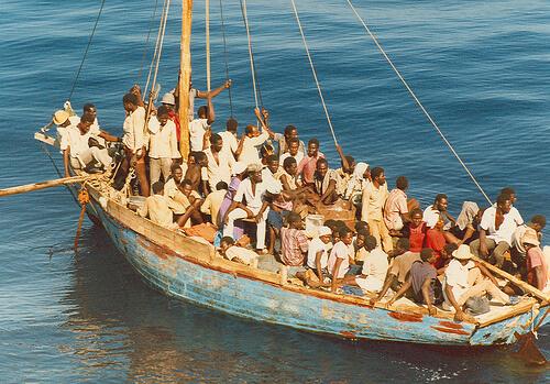 Migrant 'Push Backs' at Sea are Prohibited 'Collective Expulsions'
