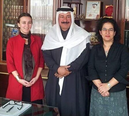 Oxford Human Rights Hub in Kuwait and Qatar
