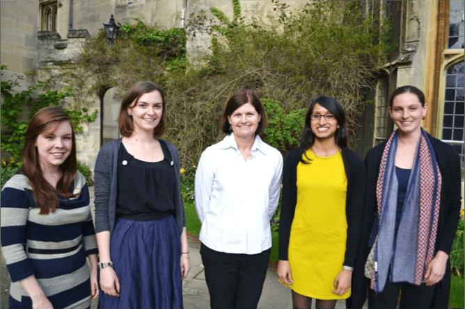 Oxford Pro Bono Publico: 2012 Internship Fund Recipients