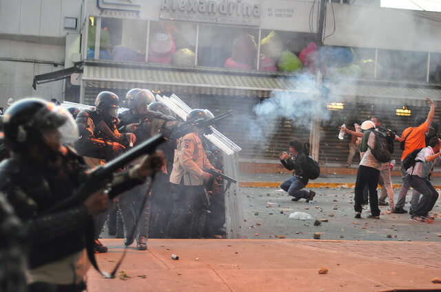 The Criminalization of Protests: Repression and Human Rights Abuses in Venezuela