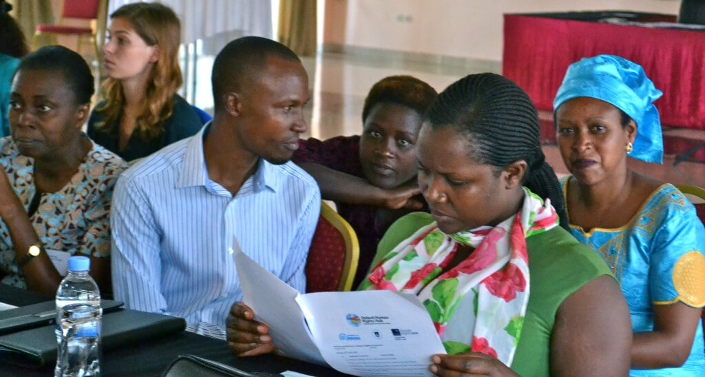 'Women and Poverty: A Human Rights Approach' – Days 2 & 3