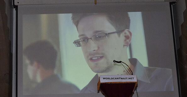 """Alan Rusbridger – """"After Snowden"""""""