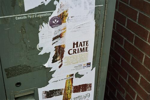 Comparative Hate Crime Research Report