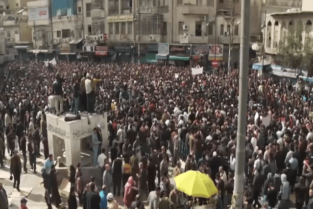 The right to peaceful protest in Ethiopia
