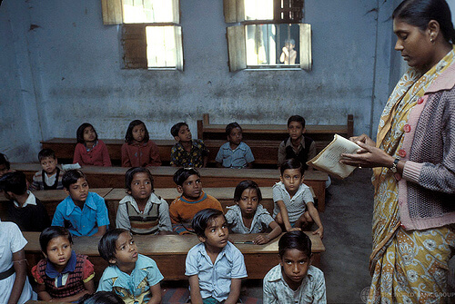 The Right to Education in Europe and India