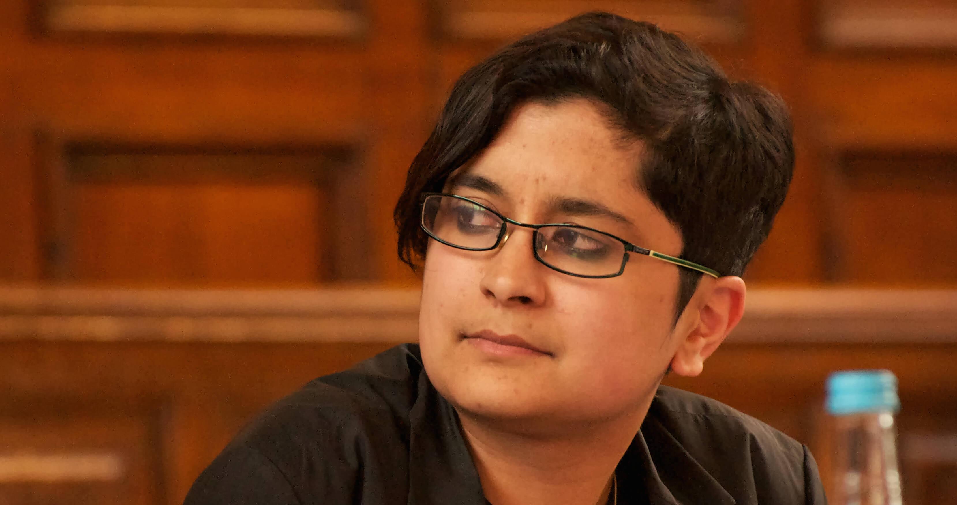 """Shami Chakrabarti, """"Human Rights as Human Values"""""""