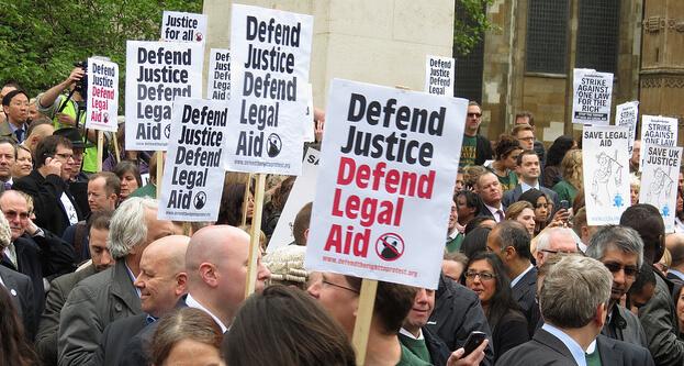 A European Right to Legal Aid? Part One