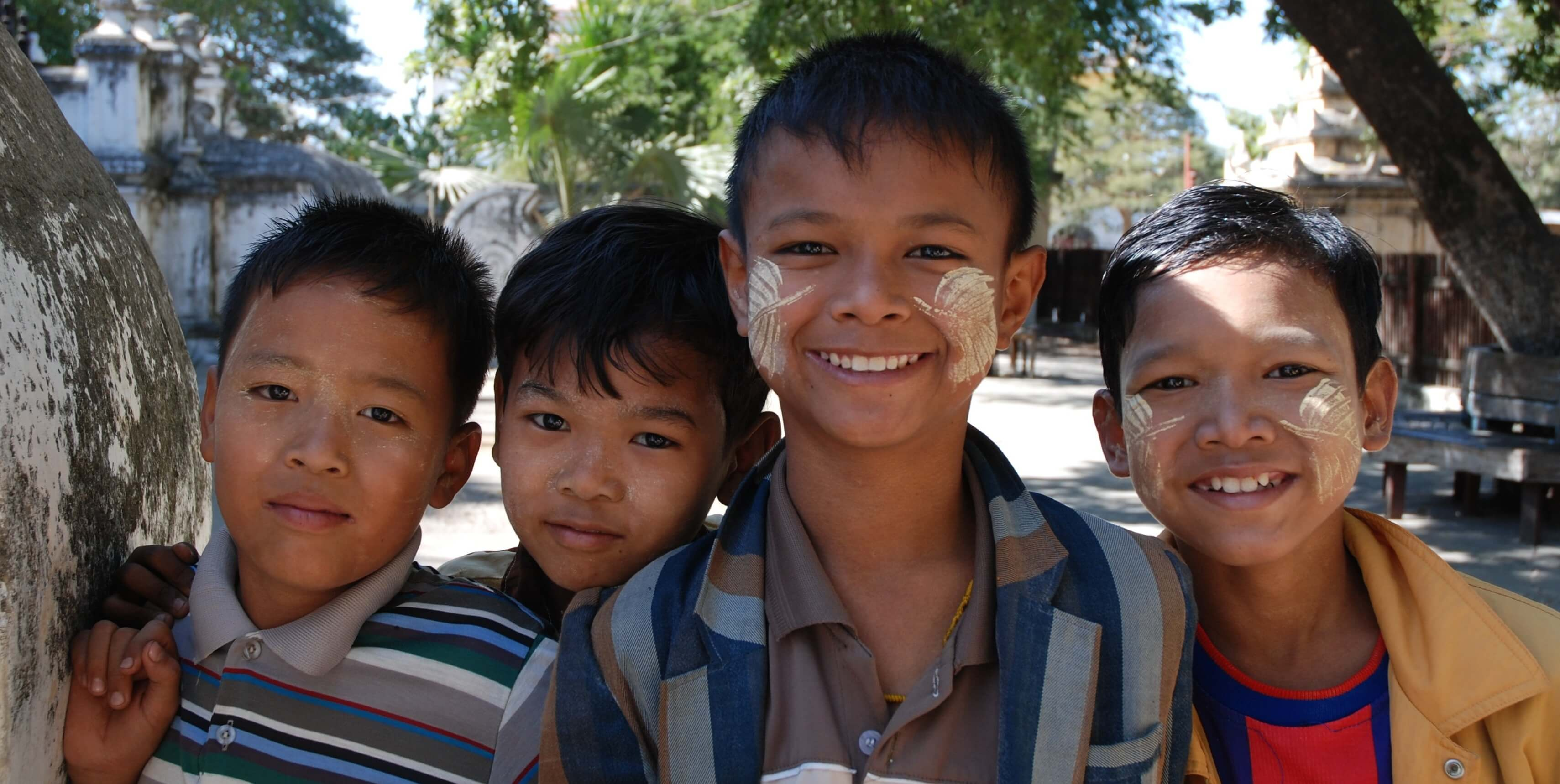 Protecting the Future of the Children of Burma