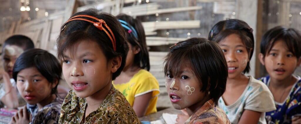 Sexual violence in modern Myanmar