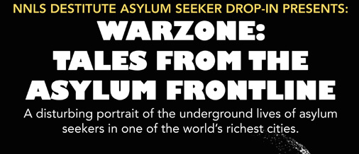 Tales from the Asylum Frontline
