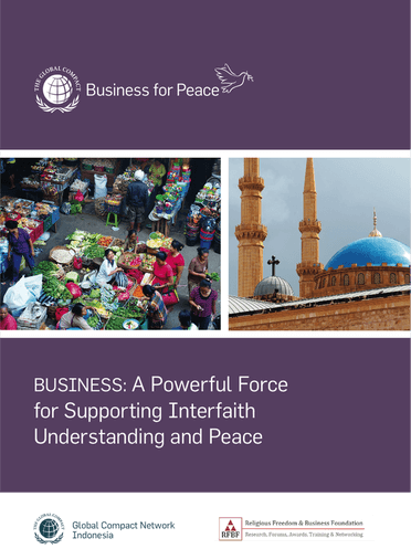 Four Ways Businesses Are Advancing Peace and Religious Freedom
