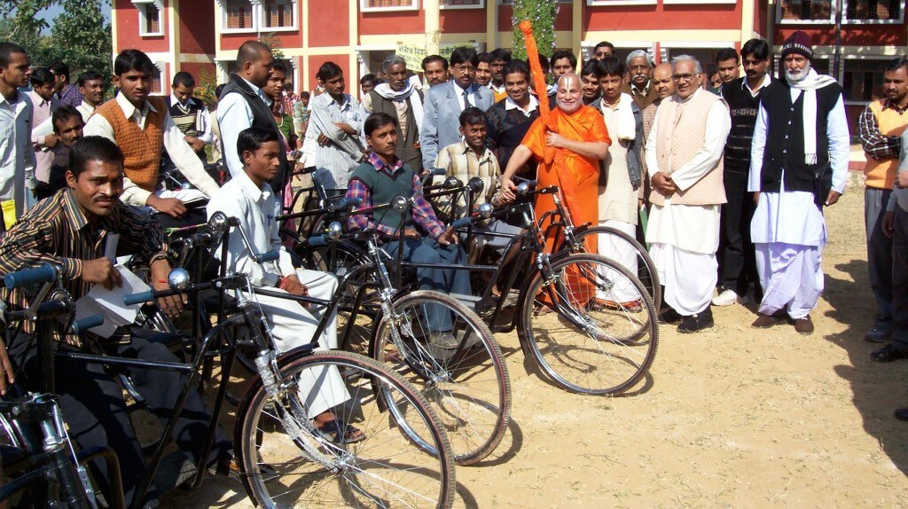 Indian Lip Service to the UNCRPD: Examining the Persons with Disabilities Bill 2014