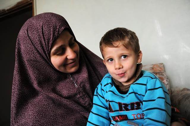 Providing Syrian Survivors of Torture Access to Rehabilitation Services