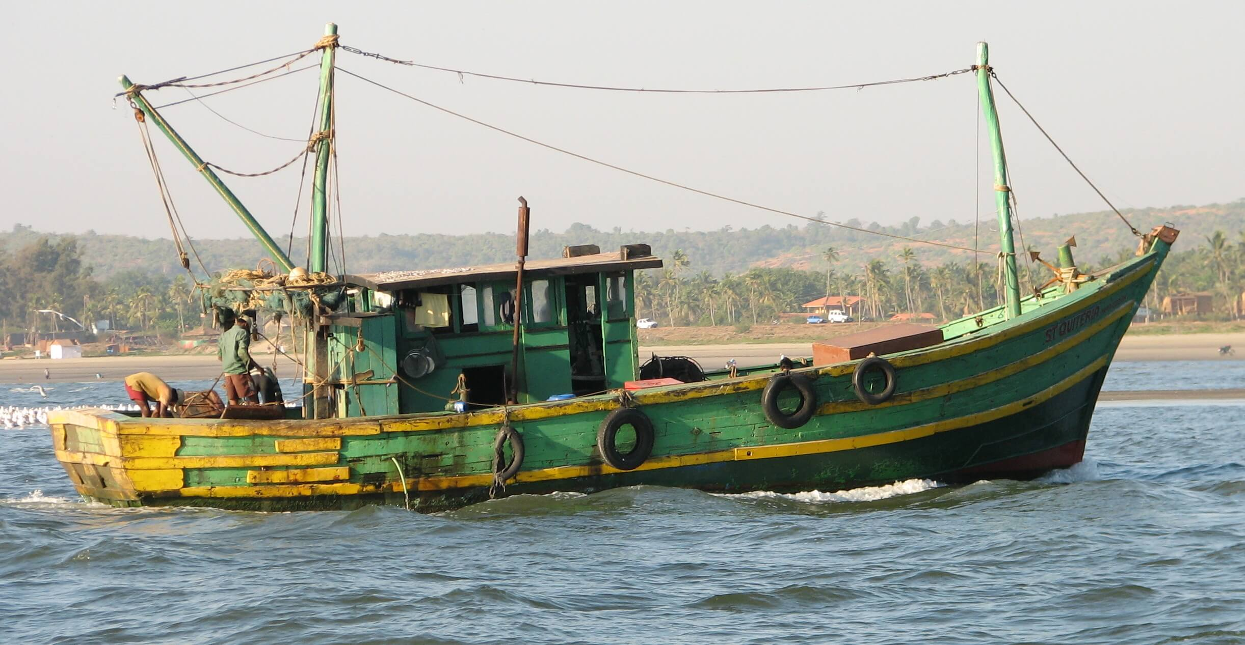 The Plight of Indo-Pak Fishermen and the Need to Appreciate Economic Rights