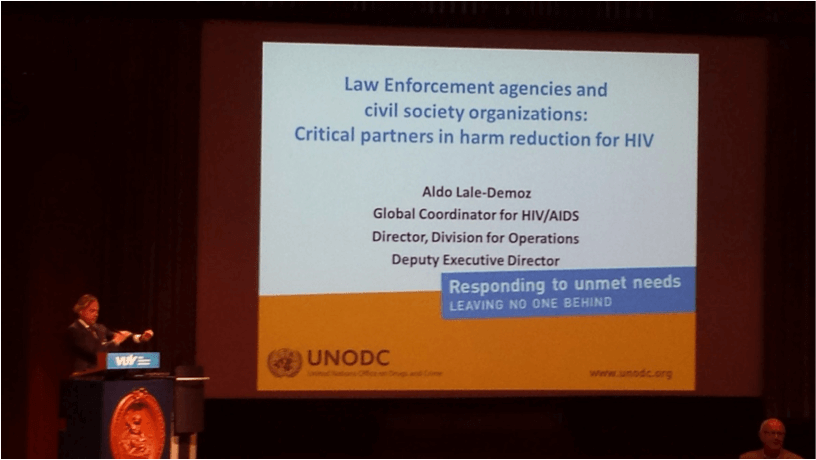 When Policing Meets Health: International Experts call for Improved Alliance between Law Enforcement and Public Health