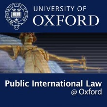 Public International Law Discussion Group: Whose Convention is it anyway? Addressing the facts and myths around the HRA