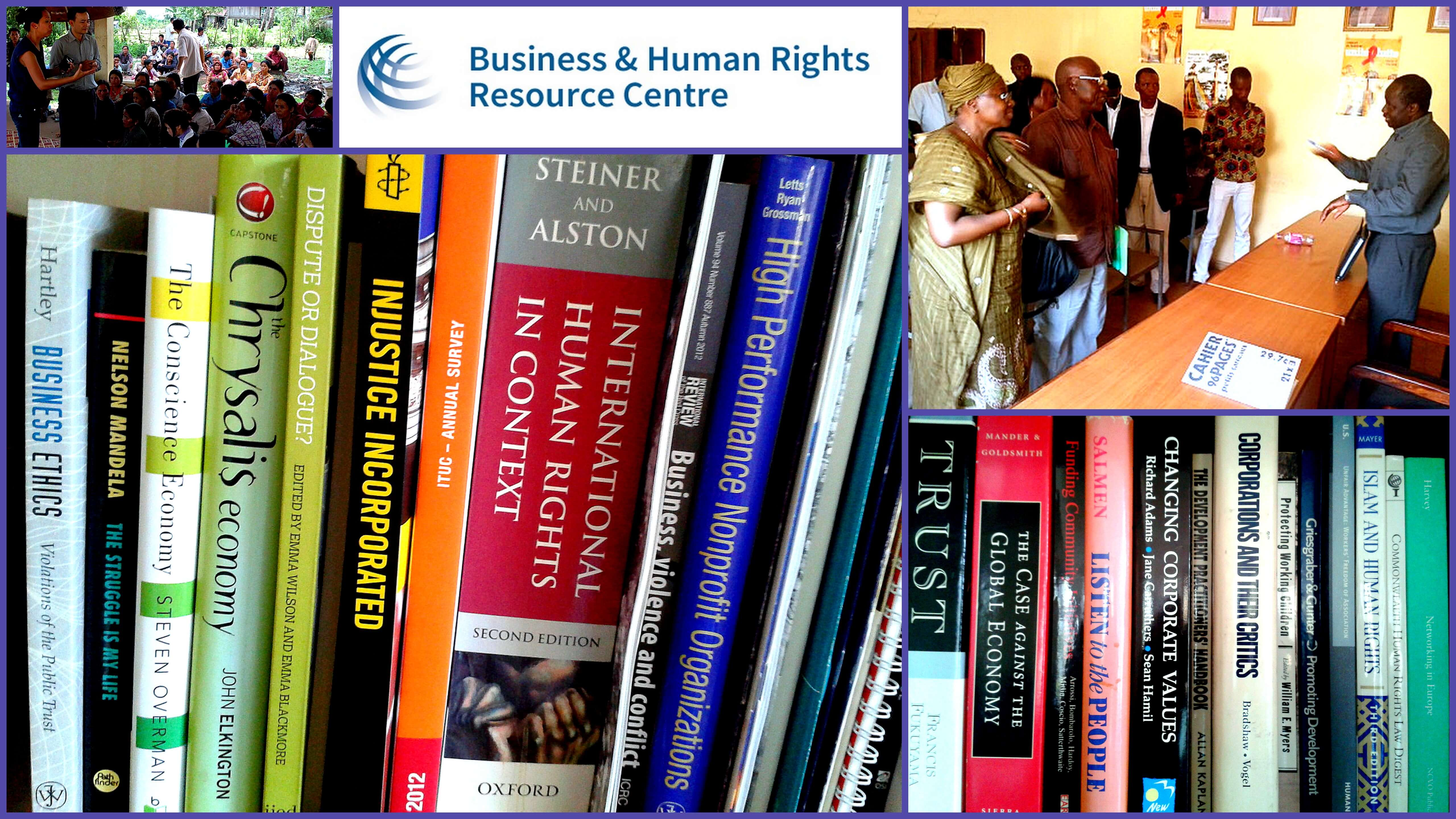 National Pro Bono Week – Advancing Human Rights In and Through Business