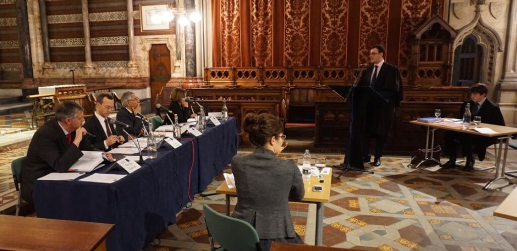 An Extraordinary Feat of Firsts: Oxford Disability Mooting Championship and Discussion