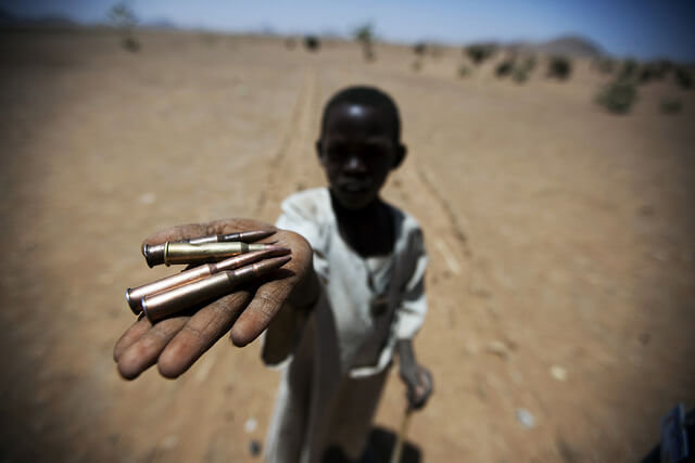 An Unsecured Commitment: Security and Justice in the Post-2015 Development Agenda