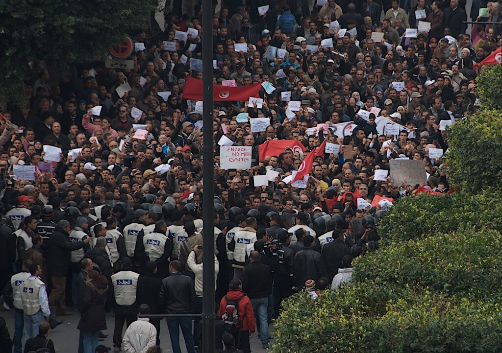 Will Tunisia's Truth and Dignity Commission Heal the Wounds of the Authoritarian Past?