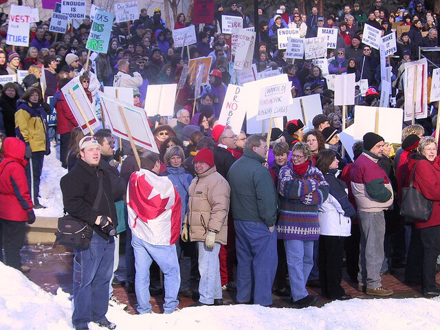 Constitutional Protection for the Right to Strike in Canada