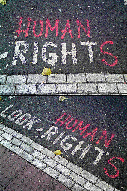 Why we need to start saying I'm Alright with Human Rights