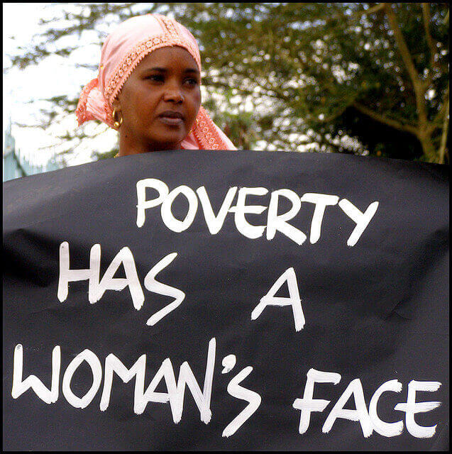To Tackle Poverty Effectively, See it Through the Lens of Gender