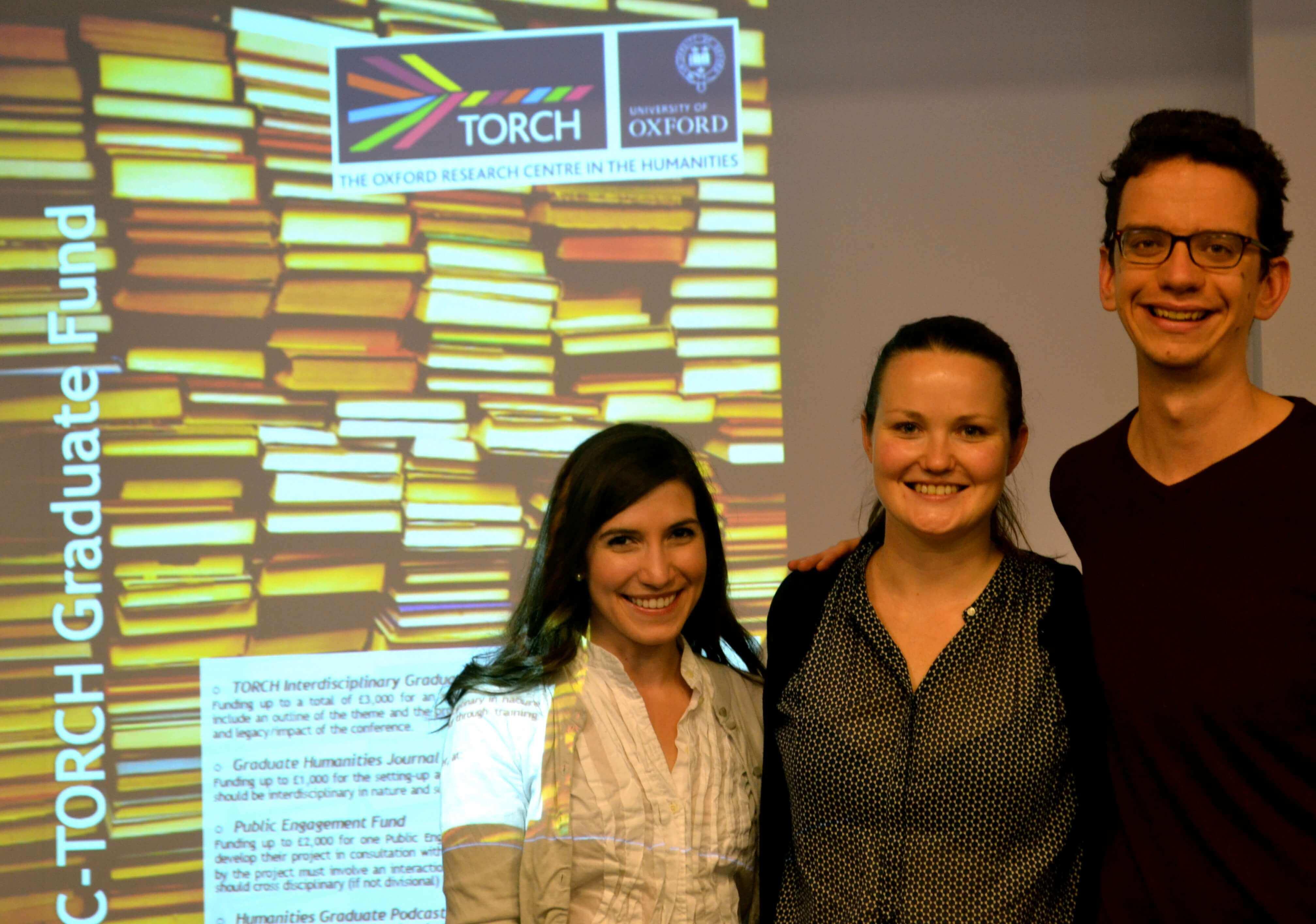 RightsUp! OxHRH Team Wins AHRC-TORCH Graduate Fund Award