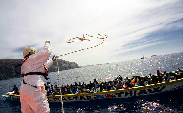 Drowning Refugees, Migrants, and Shame at Sea: The EU's Response: Part I