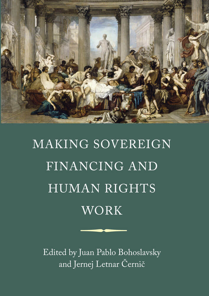 Book Launch and Roundtable: 'Sovereign Finance and Human Rights' – 9 June 2014
