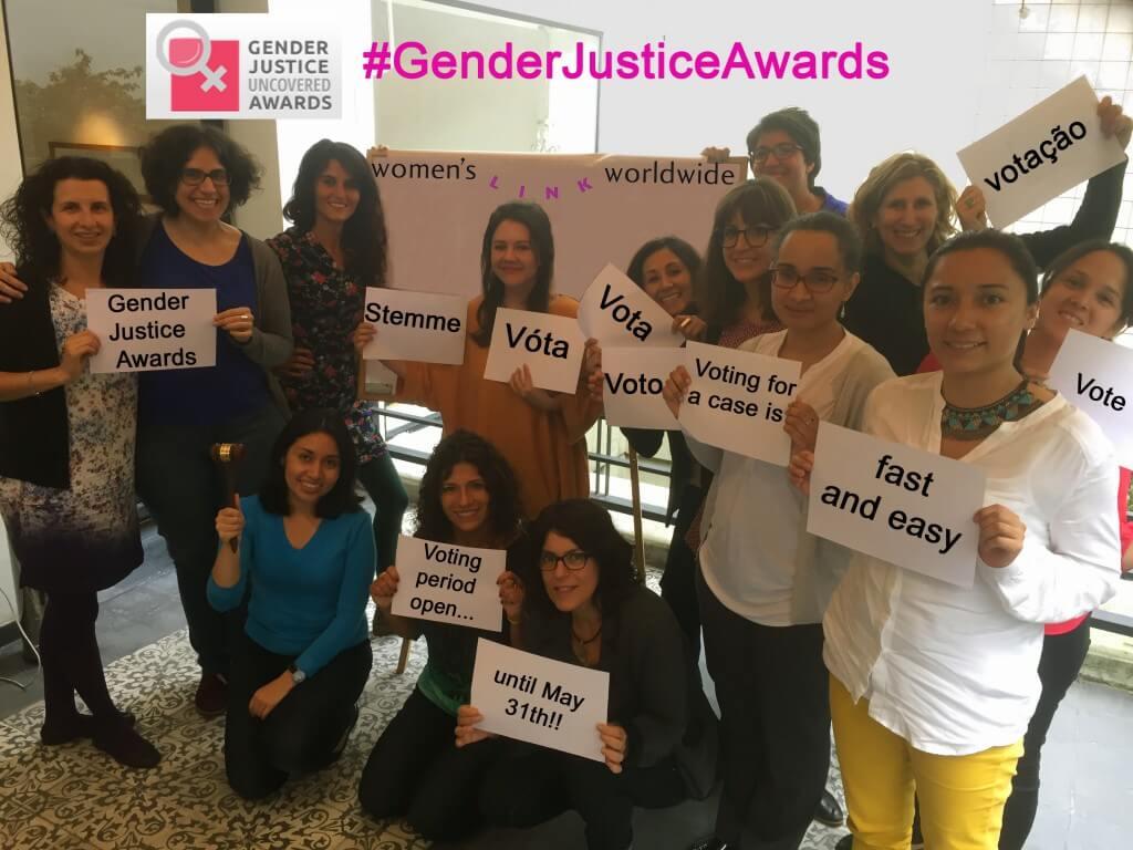 Reino Unido: Tu voto por la igualdad de género