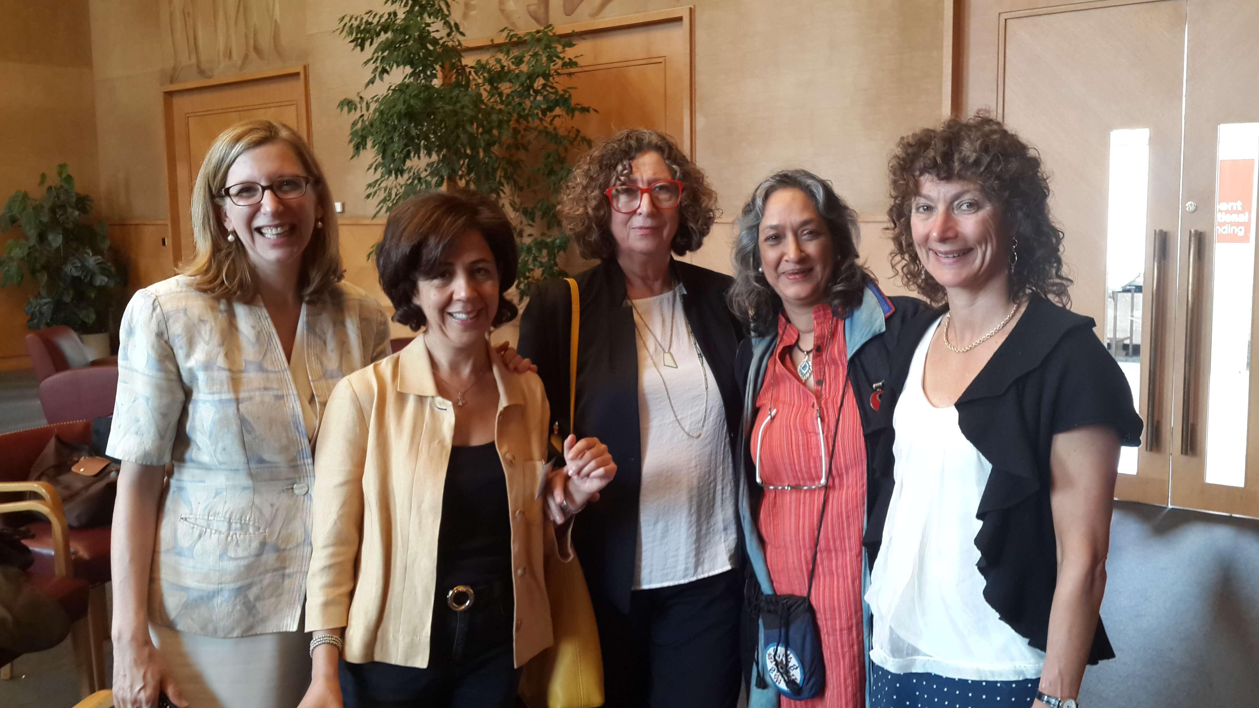 OxHRH Director, Prof Sandra Fredman Participates in UN Workshop on Substantive Equality for Women