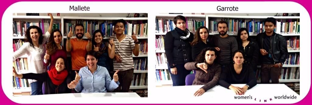 Decisiones ganadoras de los Premios Género y Justicia al Descubierto 2015